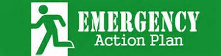 Emergency action plan logo